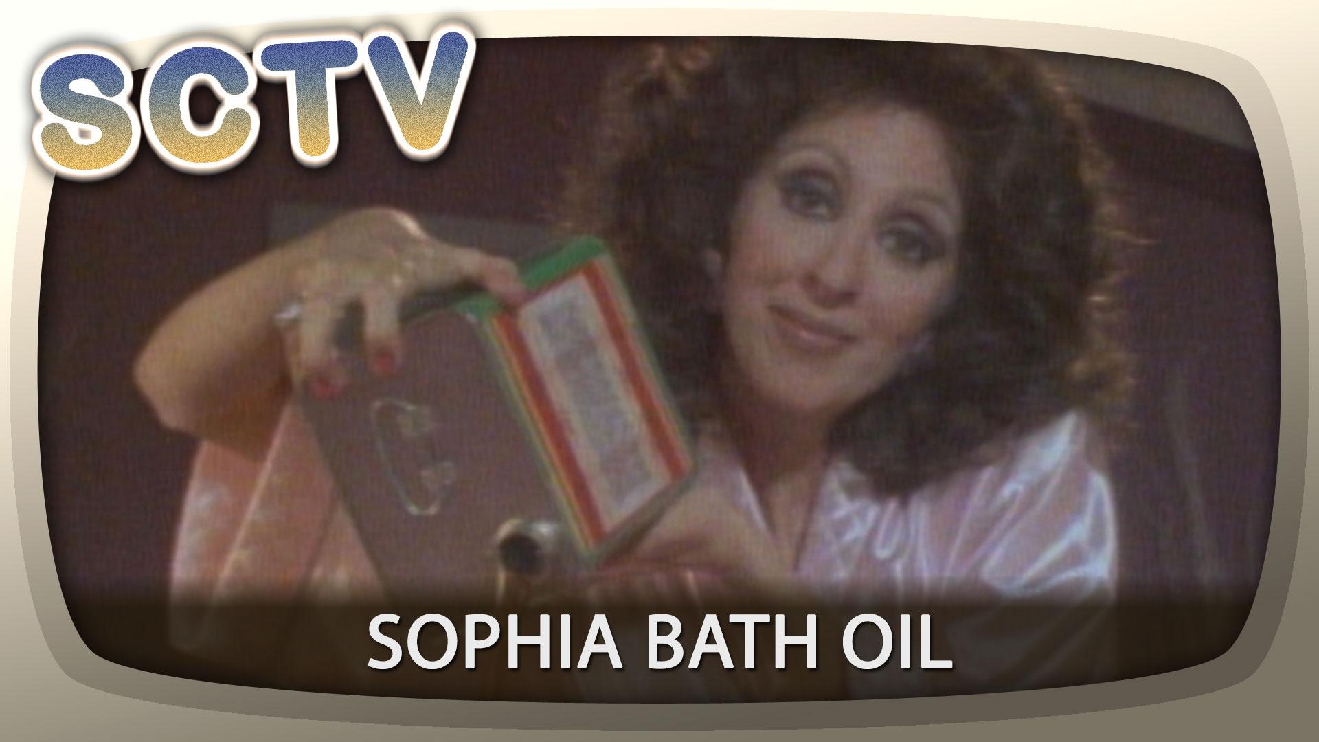 SCTV Sophia Bath Oil