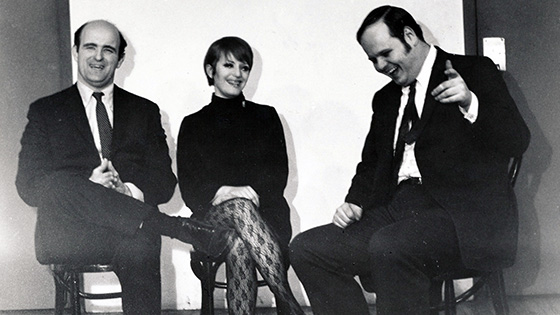 Second City in 1968