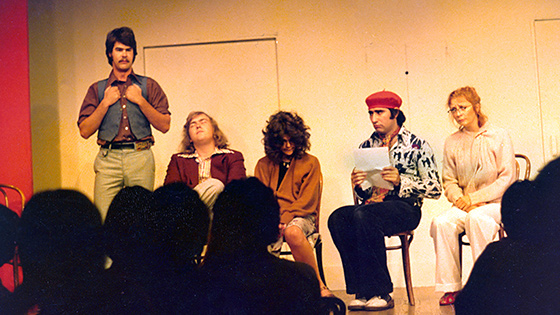Second City in 1974