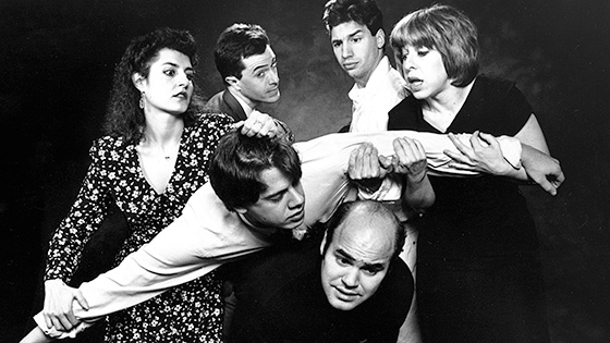 Second City in 1991