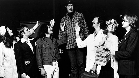 Second City in 1972