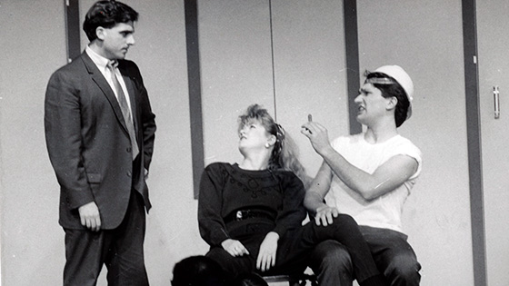 Second City in 1990