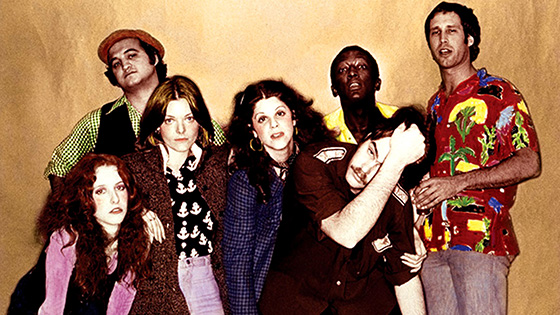 Second City in 1975