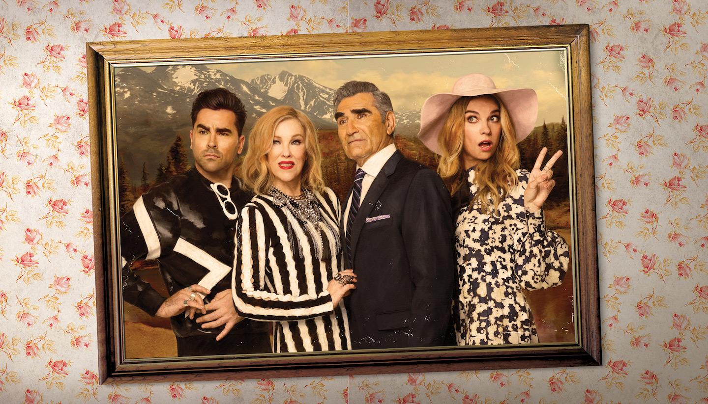 Explosively Endearing Things Uncovered at 'Schitt's Creek: Up Close & Personal'