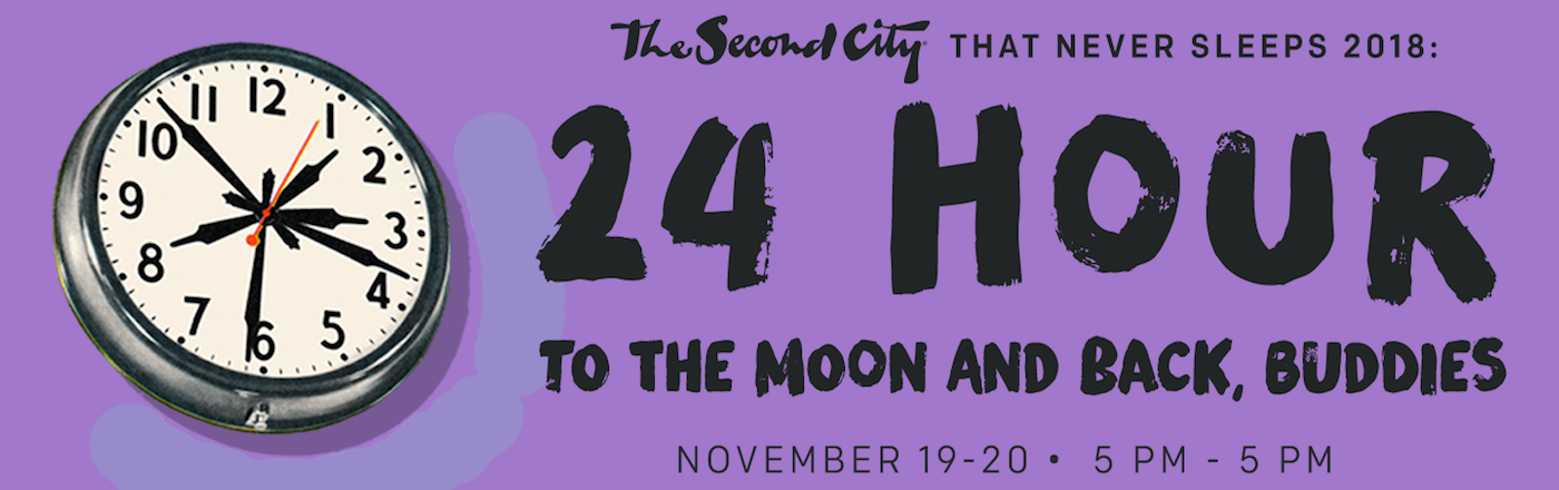 24 Hour 2018: To the Moon and Back, Buddies