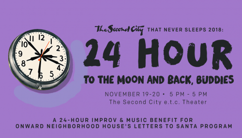 Donate Now to Onward Neighborhood House - The Second City