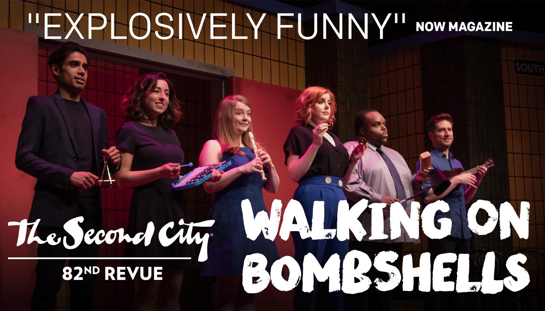 Walking on Bombshells