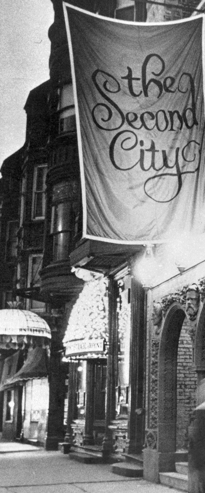 The Second City Moves to current location