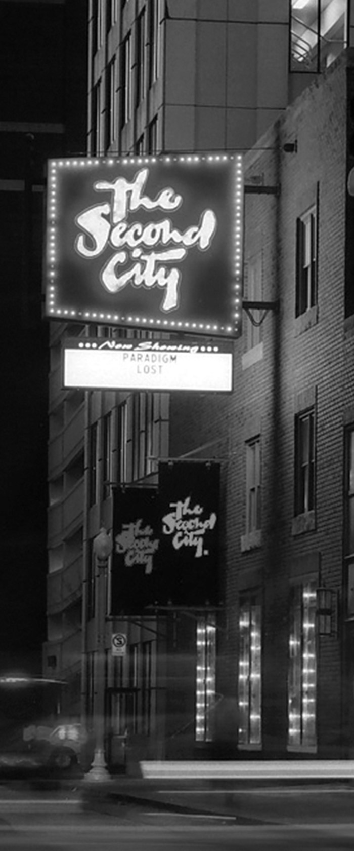 Second City opens in Detroit