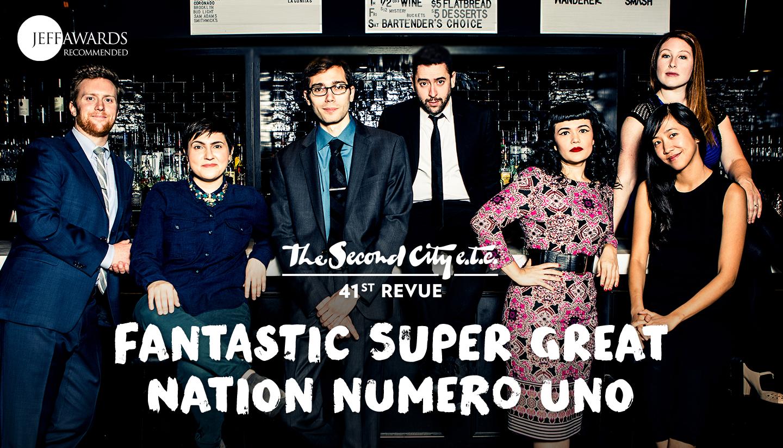 Fantastic Super Great Nation Numero Uno